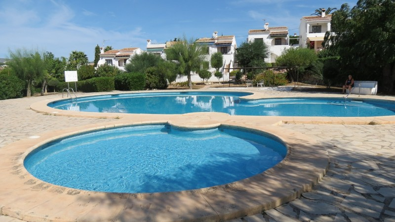 This villa is located in the popular Pla del Mar area of Moraira, just 1.4km to the town centre an, Spain