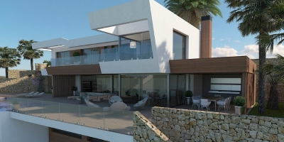 New build villas in Benimeit