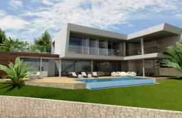 New build villas For Sale in Benissa, Alicante