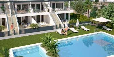 New Build Apartment in La Zenia