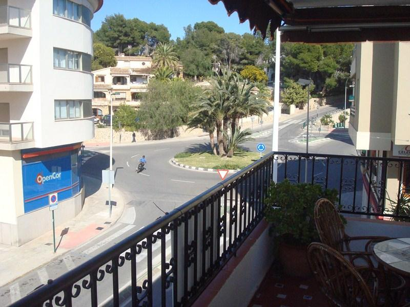 Apartment for sale in Moraira town centre