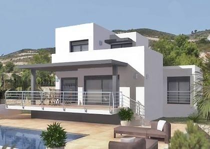 New build Villa For Sale in Benidoleig, Alicante