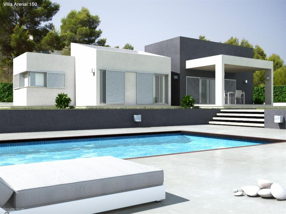 New build Villa For Sale in Javea, Alicante