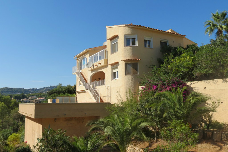 Villas for sale in Benissa