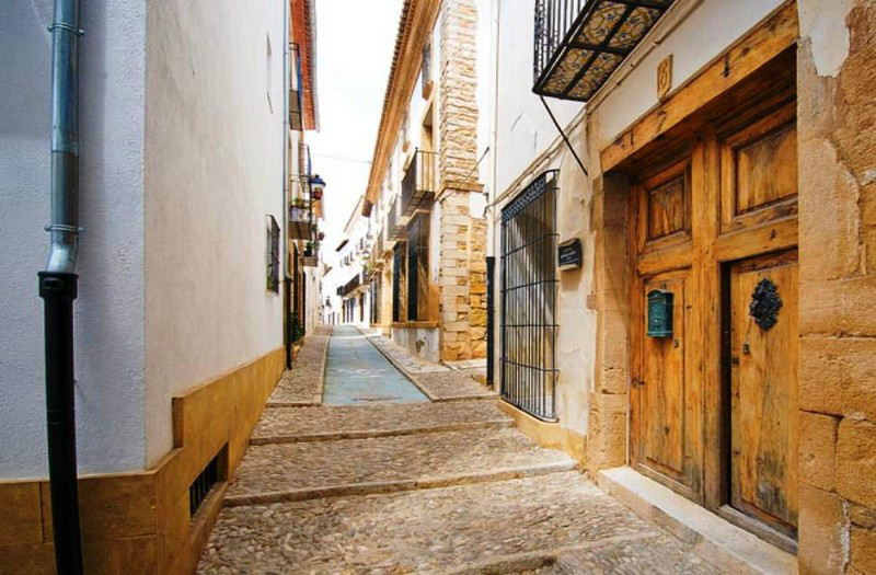 Townhouse in Benissa Town centre