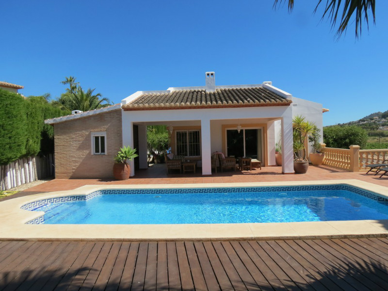 New Build in Moraira Sol Park