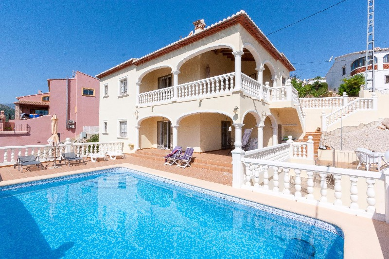 Villa For Sale in Orba,Alicante