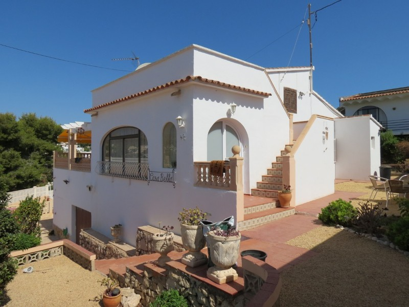 New Build in Benissa La Fustera