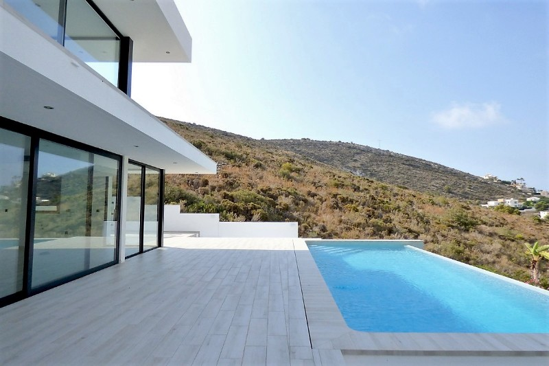 New Build in Moraira El Portet