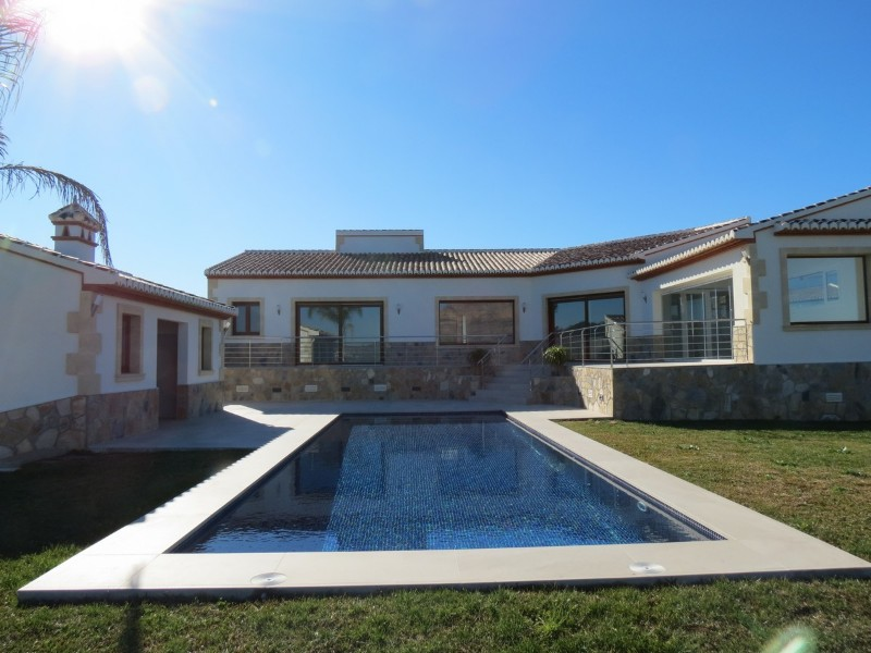 New build villa for sale in Javea