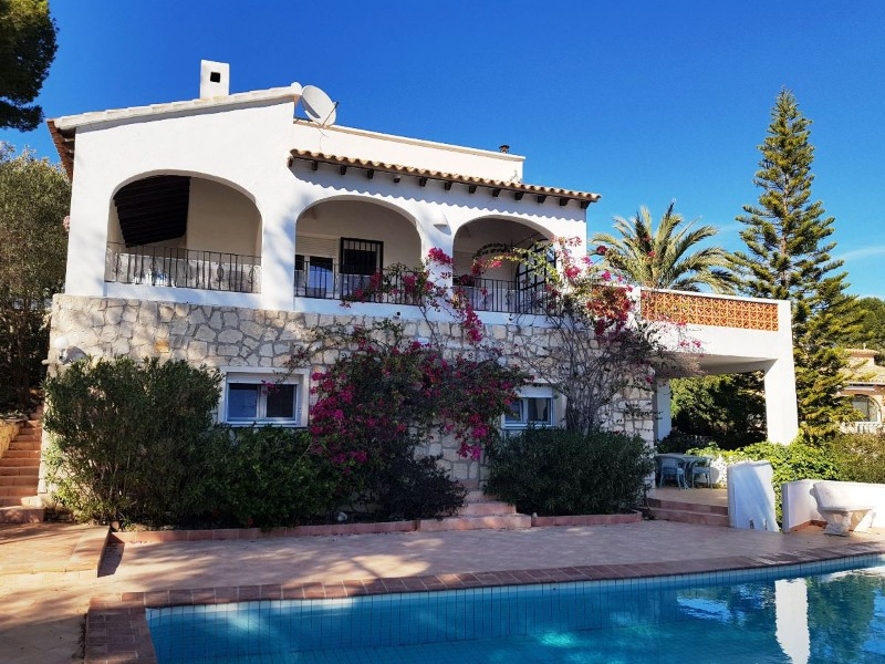 New Build in Moraira La Sabatera
