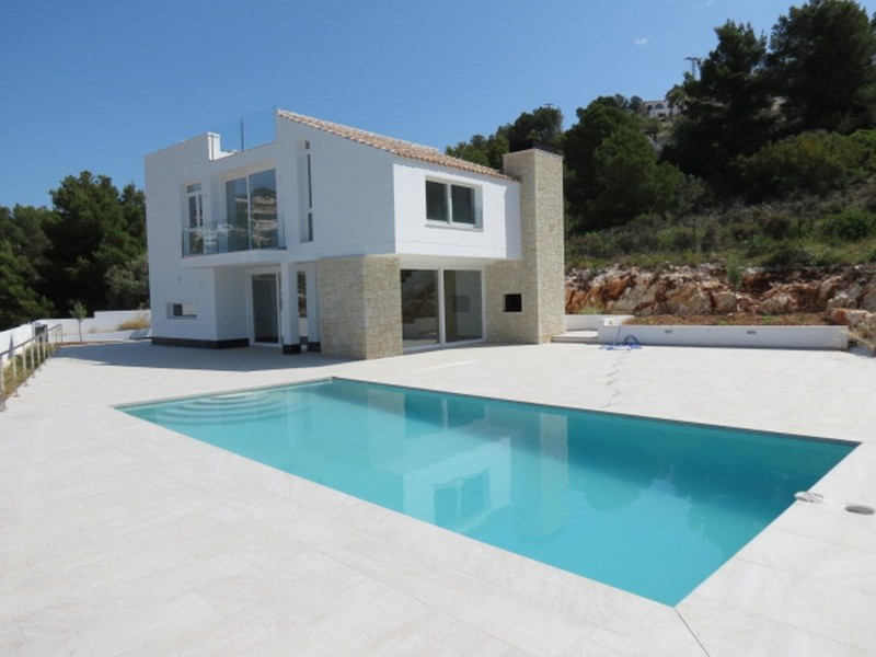 New Build in Moraira Arnella