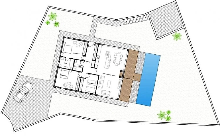3 bed New build Villa in Benitachell image 28
