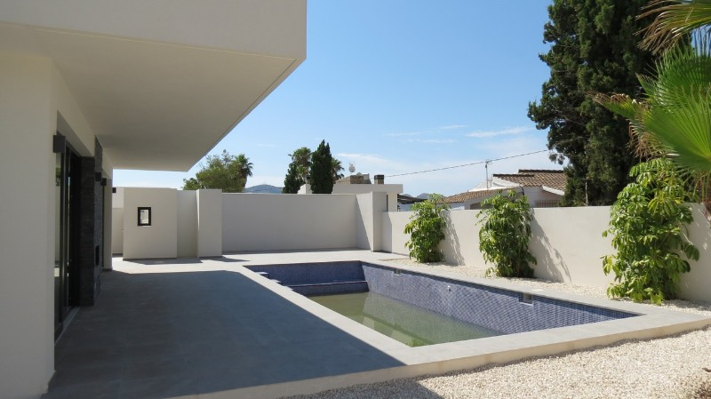 3 bed New build Villa in Benitachell image 21