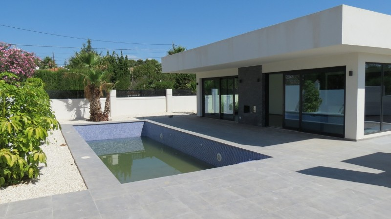 3 bed New build Villa in Benitachell image 2