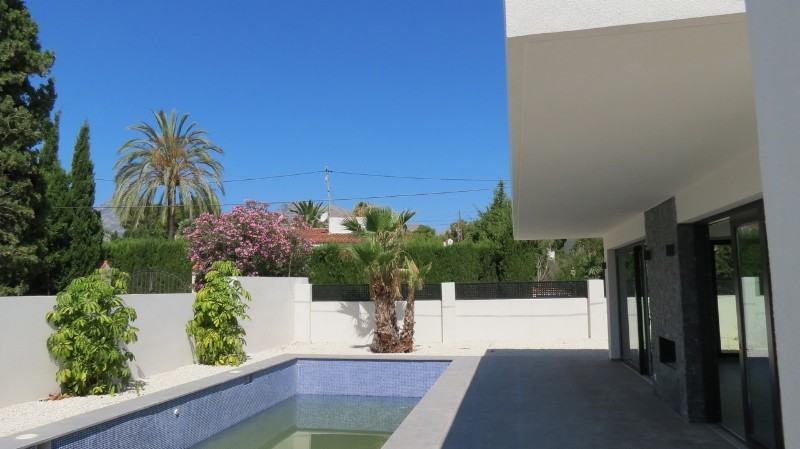 3 bed New build Villa in Benitachell image 24