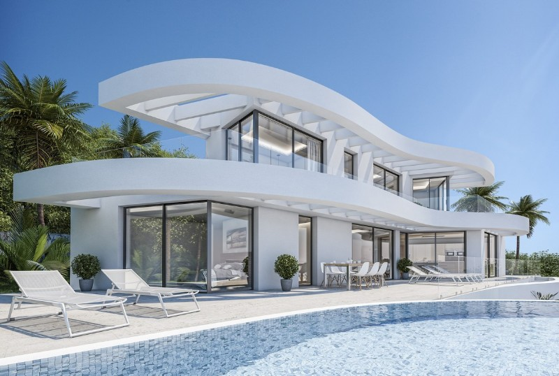 New build Villa in Javea Javea