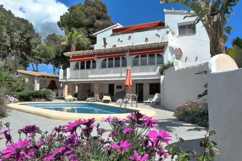 New Build in Moraira Pla del Mar