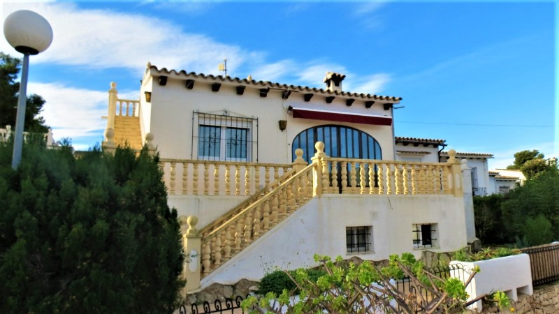 Townhouse in Moraira Fanadix