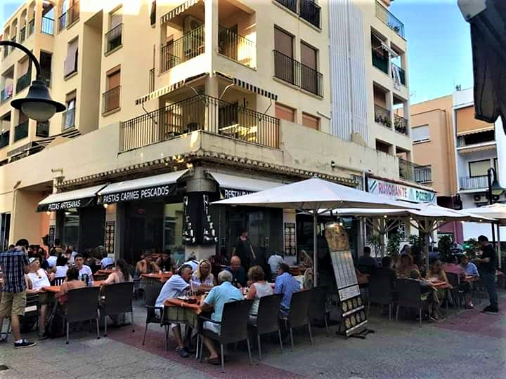 Commercial Premises in Moraira Town centre