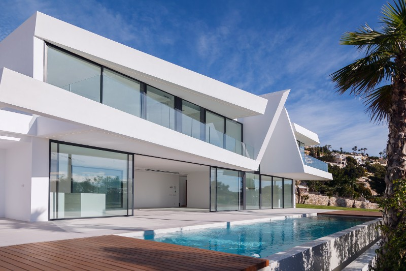 New Build in Moraira Benimeit