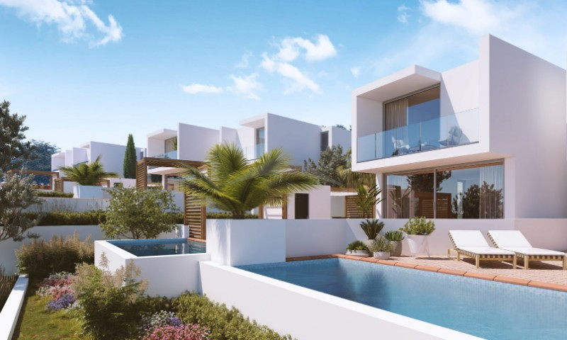 New build Villa in Moraira El Portet