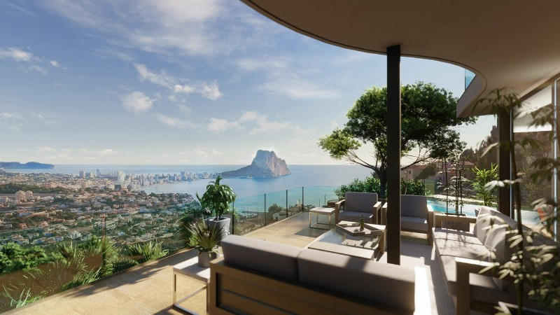 Villa in Calpe Maryvilla