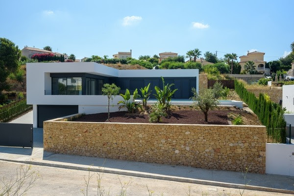 New Build in Benissa Benissa