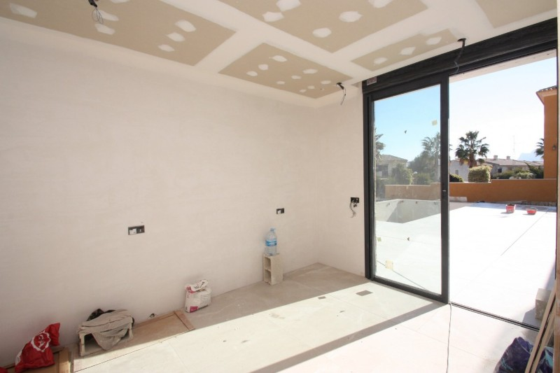 New build Villa in Calpe Calpe