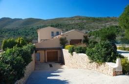 Finca For Sale in Benissa, Alicante