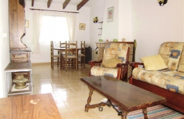 Townhouse For Sale in Moraira, Alicante
