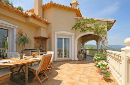 Villa For Sale in La Sella Golf Resort, Alicante