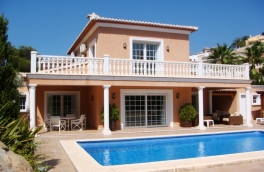 Villa for sale in Paichi, Moraira