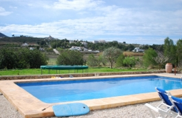 Finca For Sale in Javea, Alicante