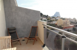 Apartment For Sale in Calpe, Alicante