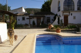 Finca For Sale in Jalon, Alicante