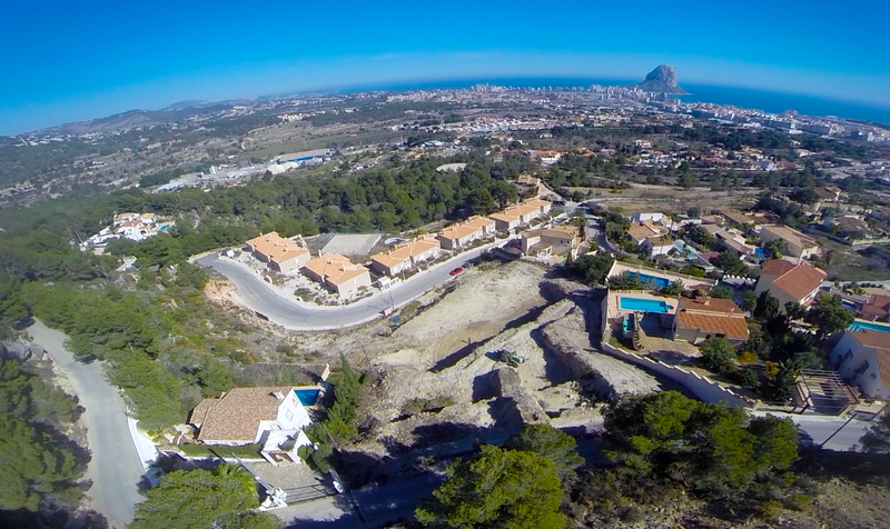 Land for building For Sale in Calpe, Alicante (Costa Blanca)