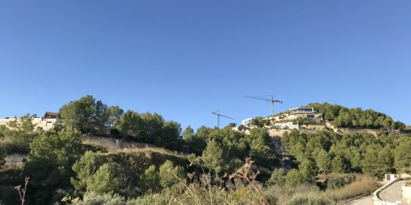 Land for building in Raco de Galeno