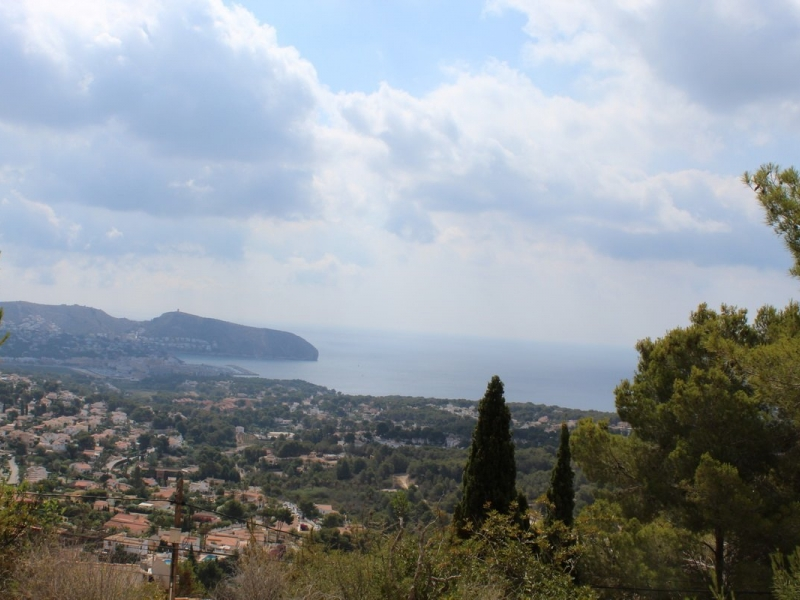 Land for building For Sale in Moraira, Alicante