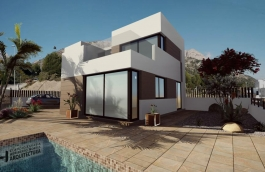New build Villa For Sale in Polop de la Marina, Alicante