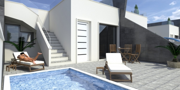 New build Villa in Mar Menor