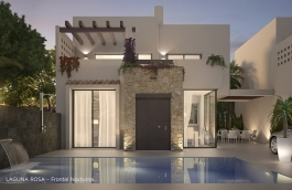 New build Villa For Sale in Quesada, Alicante (Costa Blanca South)