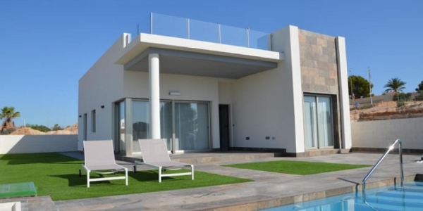 New build Villa in San Miguel de Salinas