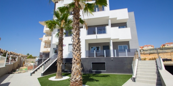 New Build Apartment in Villamartin