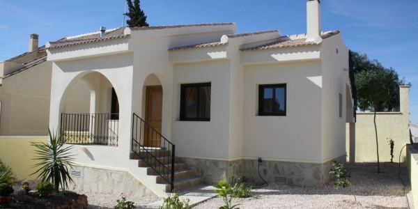 New build Villa in Quesada