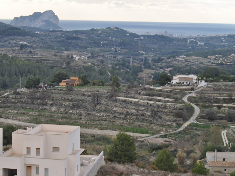 Land for building For Sale in Benissa, Alicante (Costa Blanca)