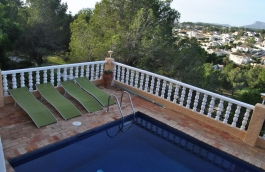 Villa For Sale in Benissa Costa, Alicante