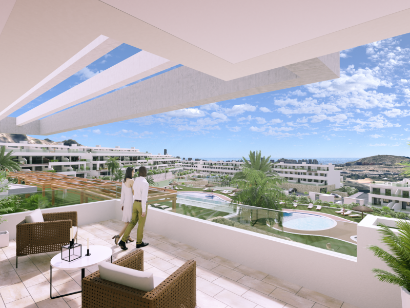 Apartment For Sale in Finestrat, Alicante