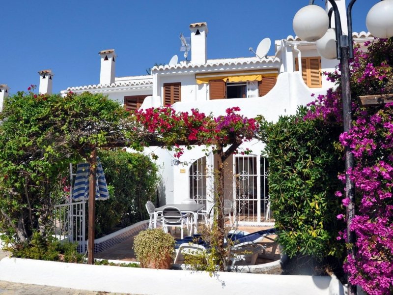 Townhouse / Terraced House For Sale in Moraira, Alicante (Costa Blanca)