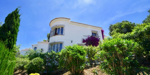 Villa in Moraira Fanadix